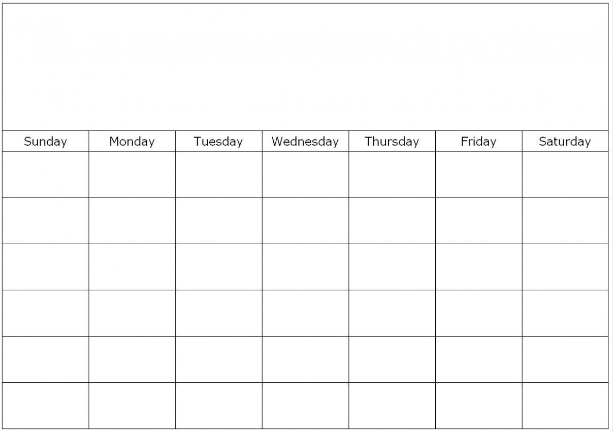 Calendar Template To Fill In 2 Things You Should Know throughout Free Fill In Calendar Template