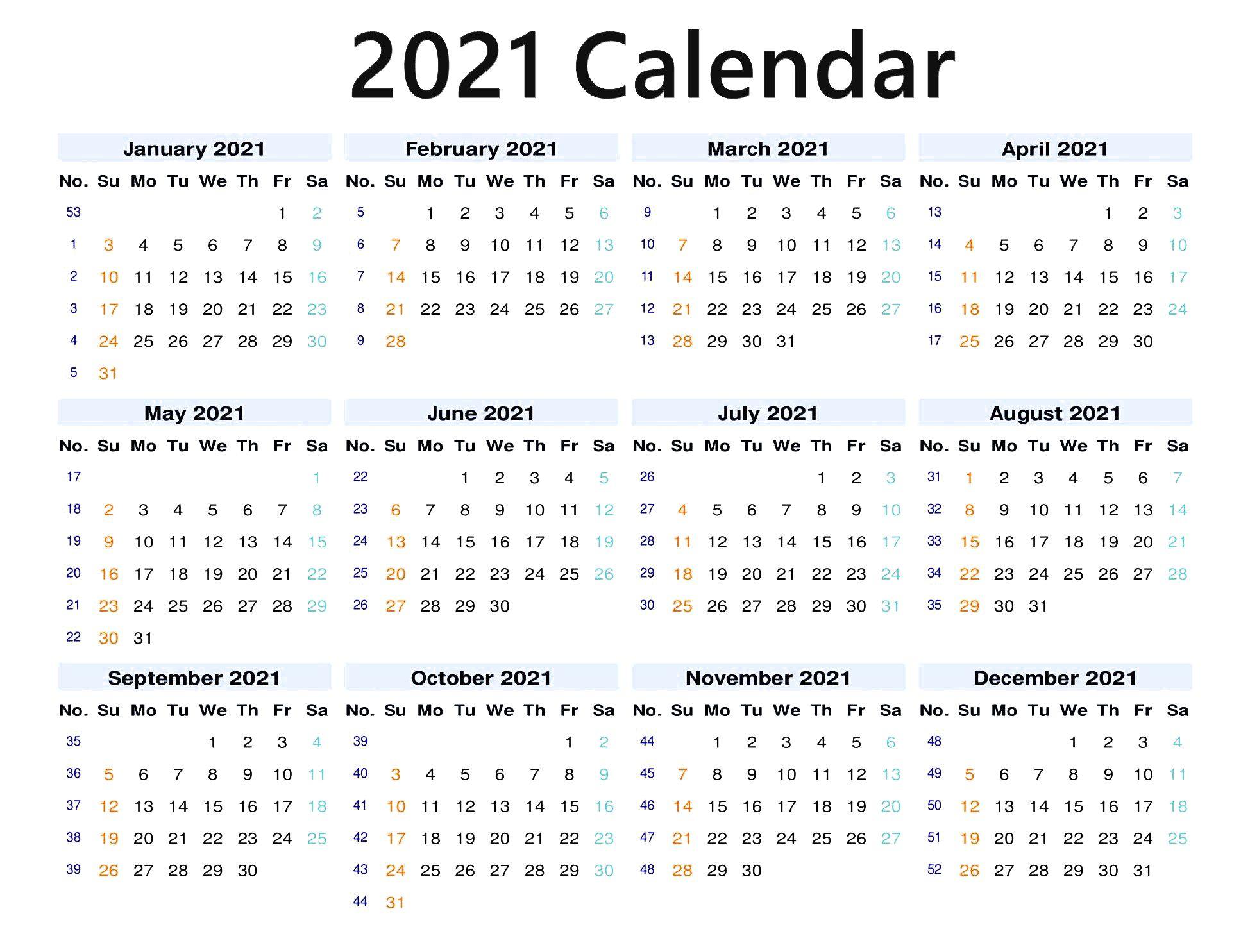 Fill Andprint A Calendar 2021 | Calendar Printables Free Blank with Fill In Calendar Printable 2021