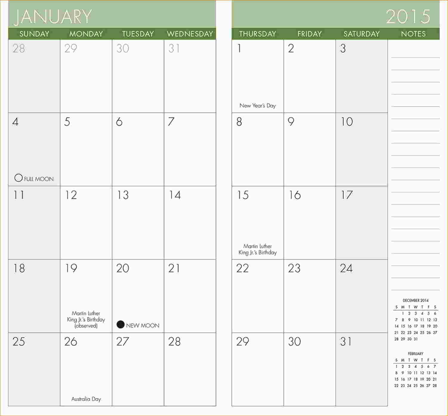 Free Pocket Printable Calendar | Calendar Printables Free regarding Printable Pocket Calender