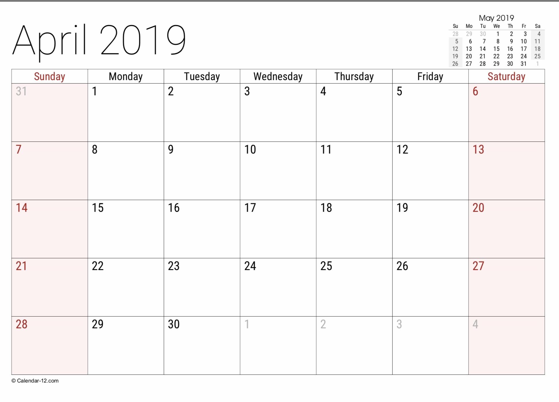 Free Printable Calendar 8 1/2 X 11 | Month Calendar Printable inside Fill In Calendar Printable 2021