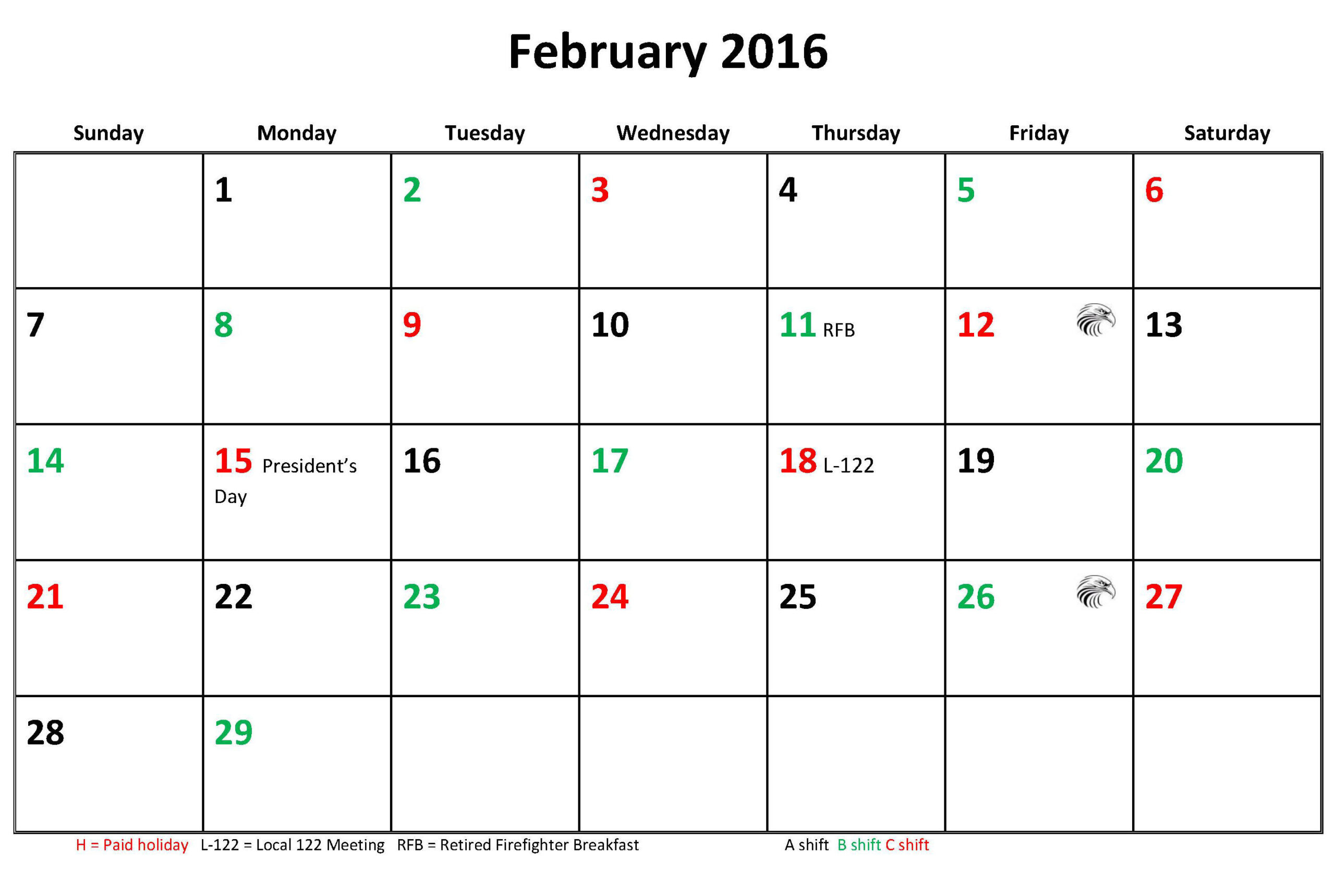 Hfd Shift Calendar 2021 | Calendar Printables Free Blank inside Free Printable Shift Calendars