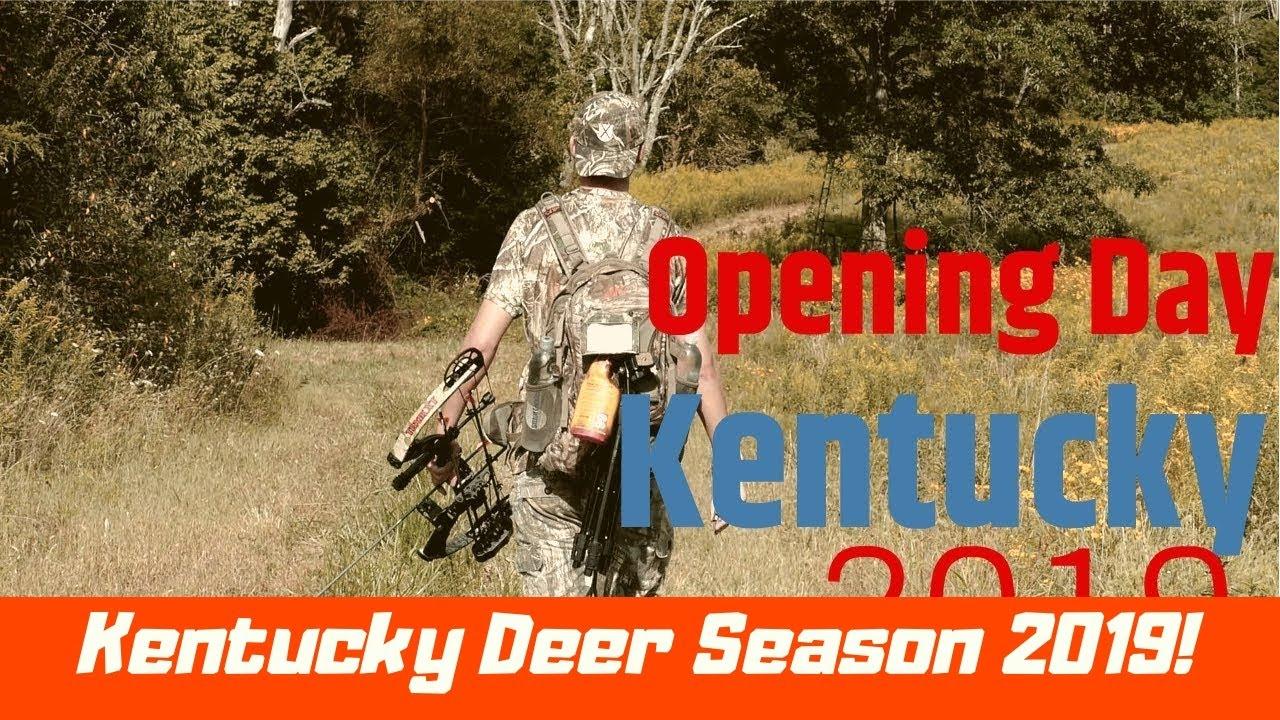 Hunting Kentucky Opening Day!!! Hunt #1 2019 - Youtube with regard to 2021 Deer Season In Kentucky