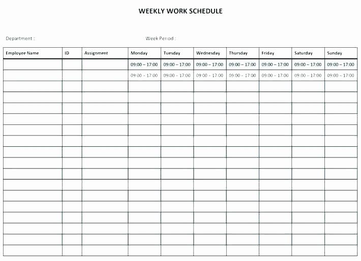 Monthly Rota Plan / Free Weekly Schedule Templates For for Printable Yearly Shift Rota Calendars 2021 Free