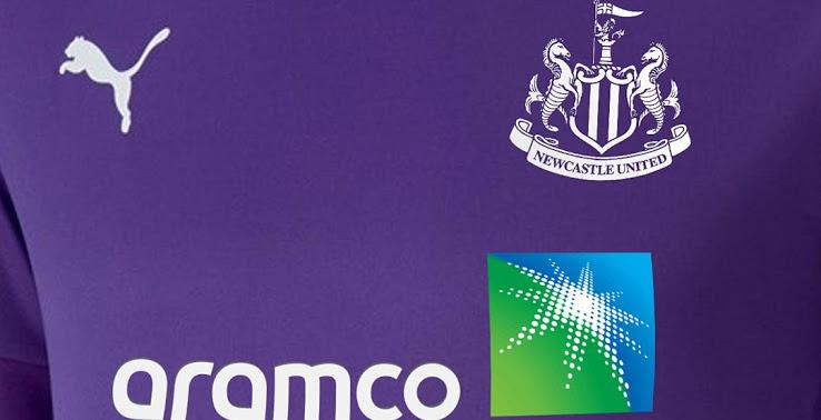 Newcastle United 20-21 Third Kit Info Leaked - Sponsored intended for Aramco Calendar 2021