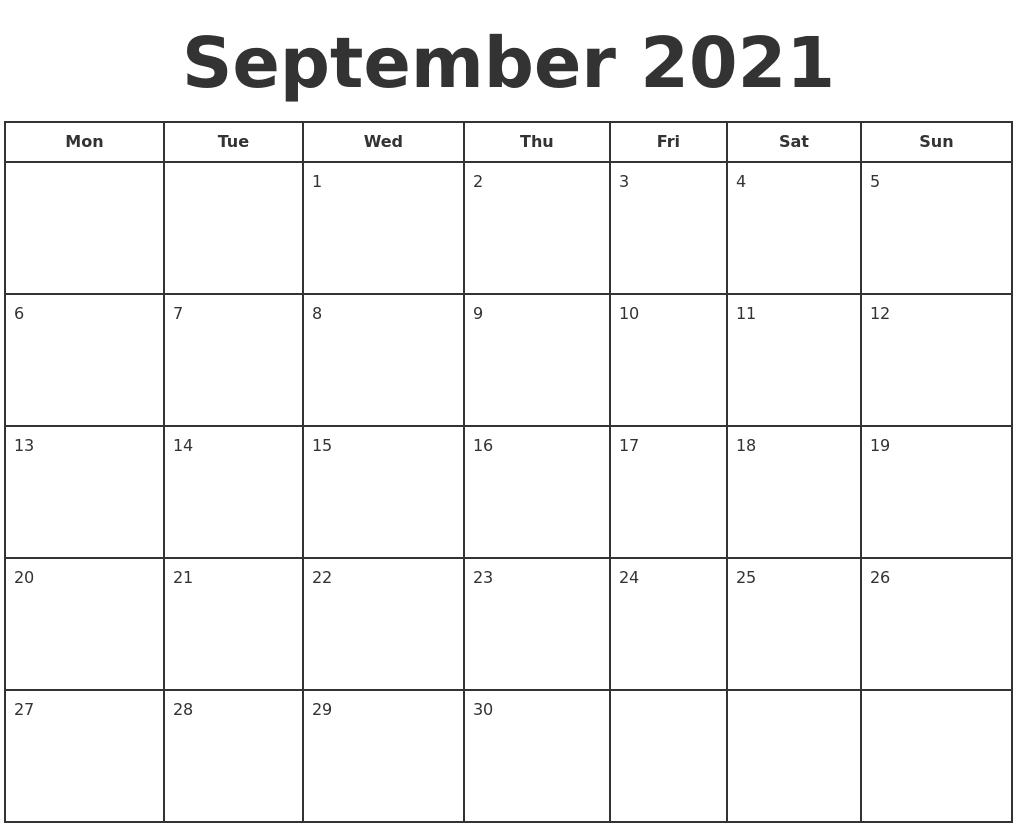 November 2021 Fill In Calendar | Calendar Template Printable regarding Fill In Calendar 2021