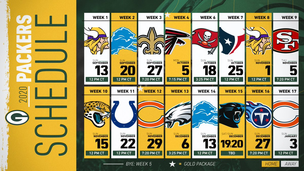 Packers Schedule 2021 Season / Detroit Lions Schedule 2021 with 2021 Full Nfl Schedule Printable