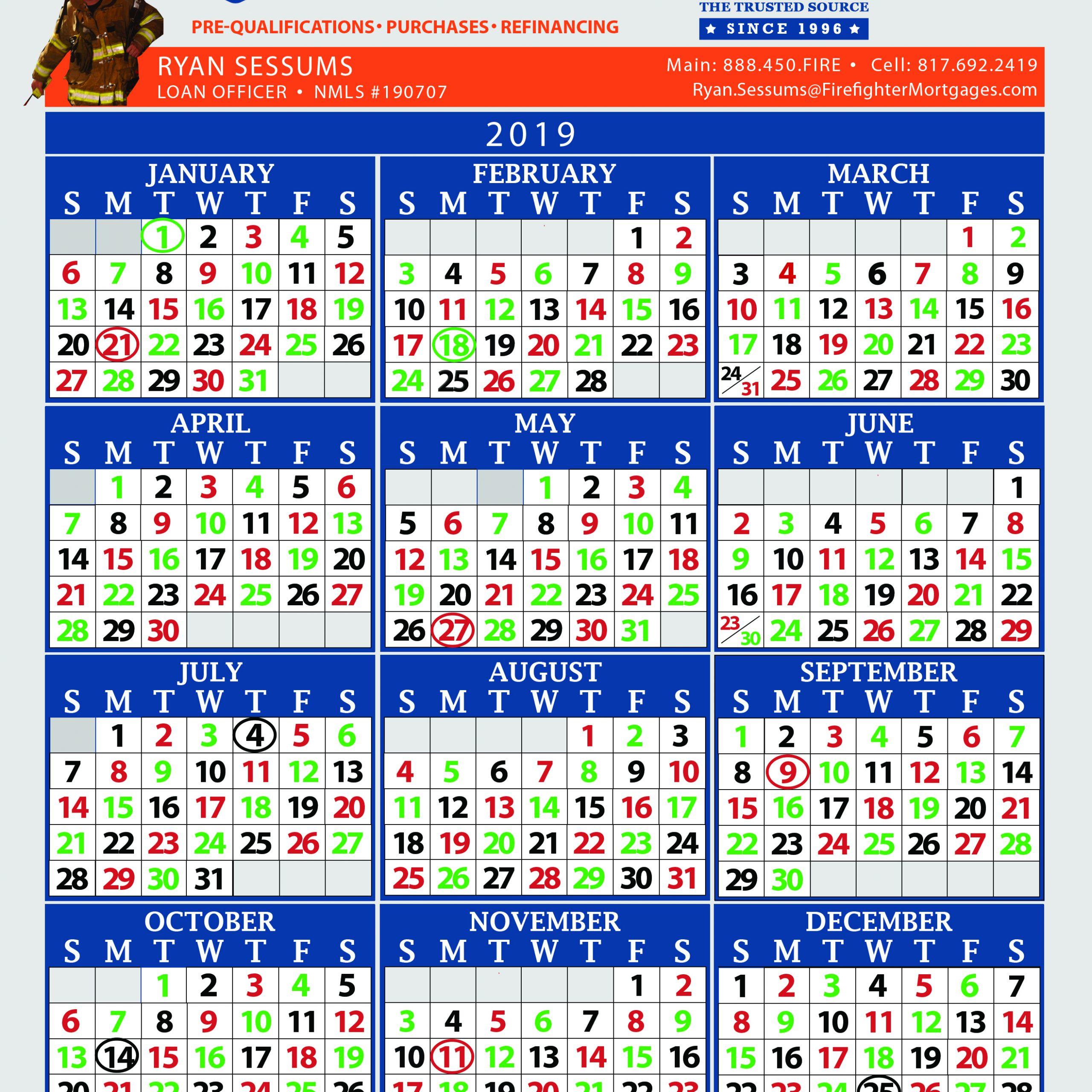 Printable 2020 Shift Calendar | Printable Calendar Free with regard to Free Printable Shift Calendars