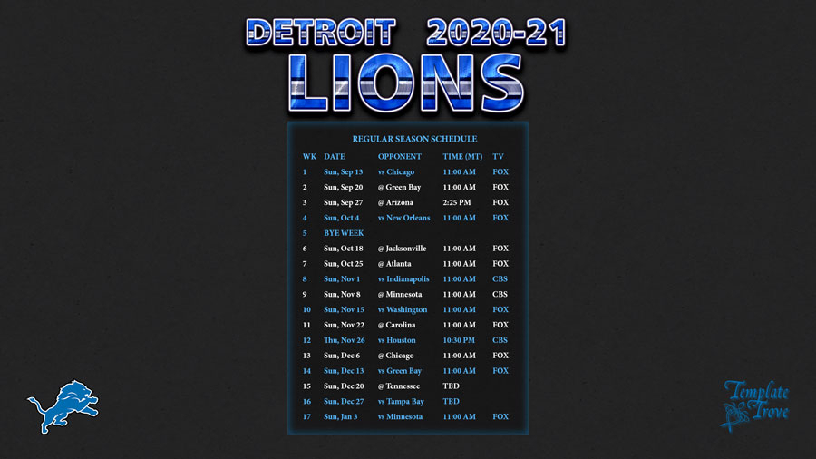 Printable 2021 %] Nfl Schedule | Calendar Printables Free pertaining to Nfl Printable Schedules 2021