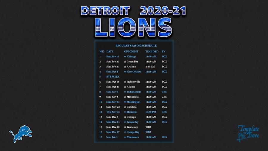 Printable 2021 %] Nfl Schedule   Calendar Printables Free with Free Printable Nfl 2021 Schedule