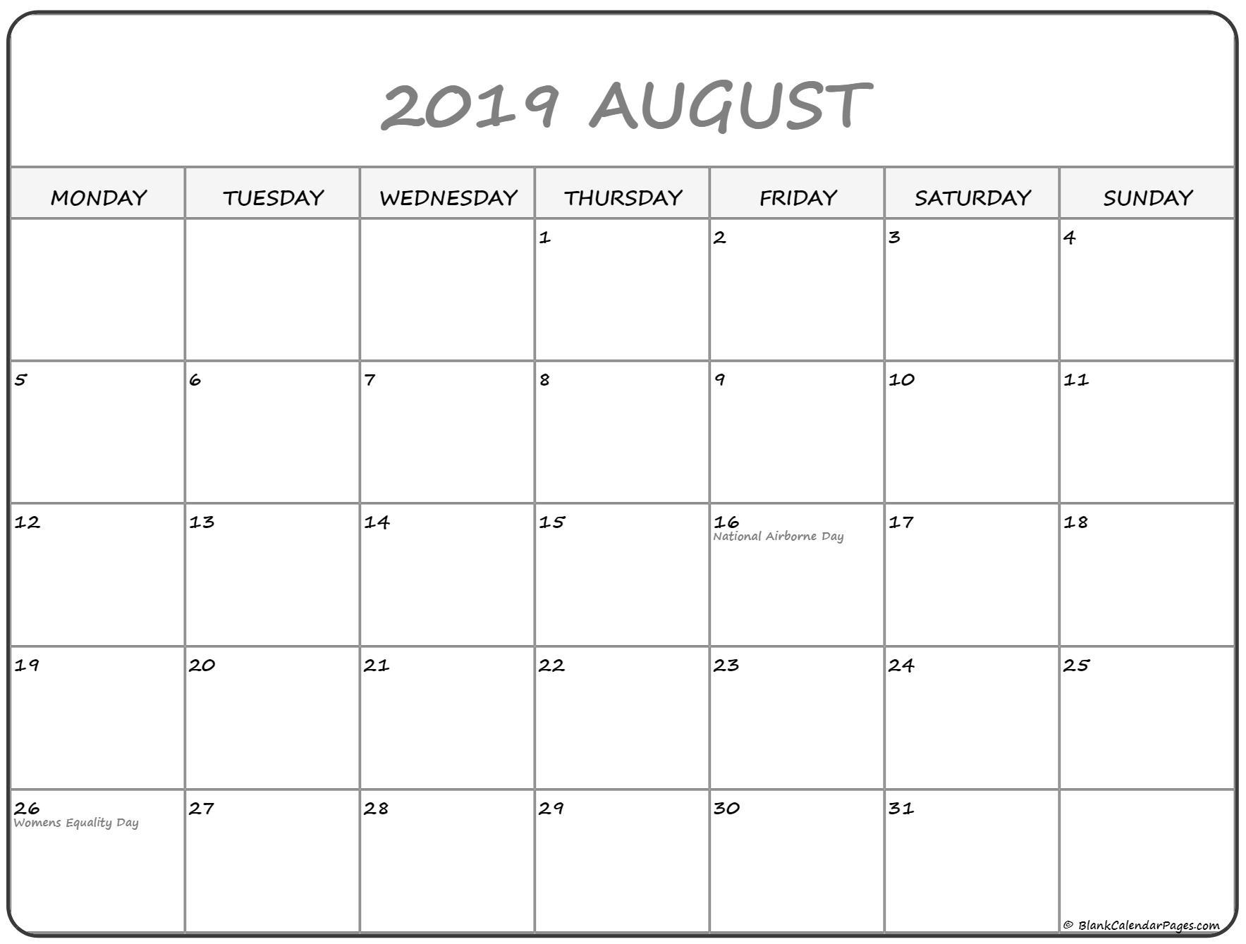 Printable Blank Fill In Monthly Calendar 2021   Calendar in August 2021 Fill In Calendar