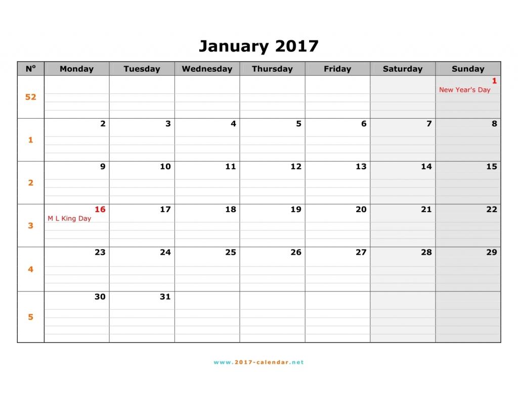 Printable Calendar Starting With Monday - Calendar for Waterproof Calendars Printable 2021