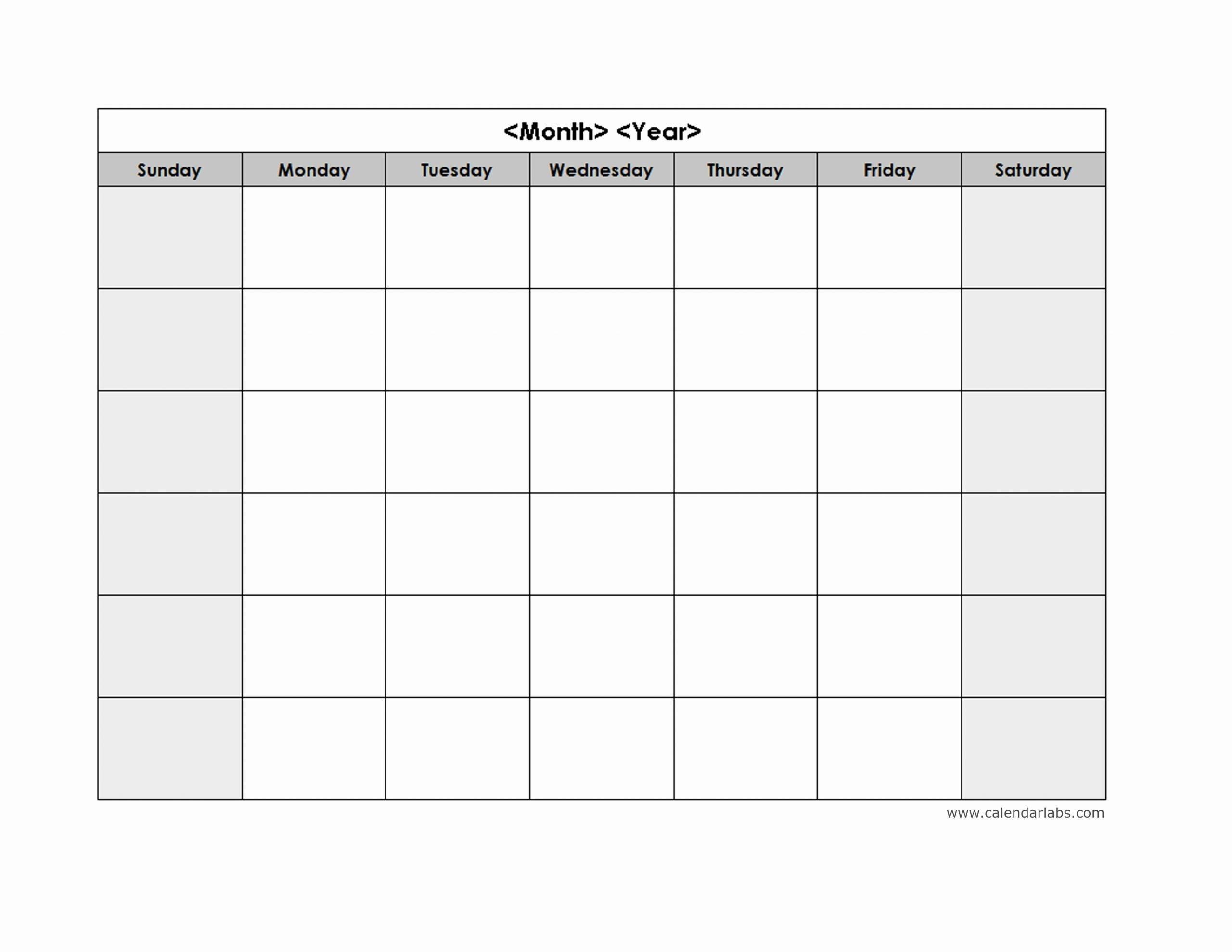 Printable Monday Thru Sunday Calendar For Word | Ten Free regarding Calendar 2021 Monday Through Sunday