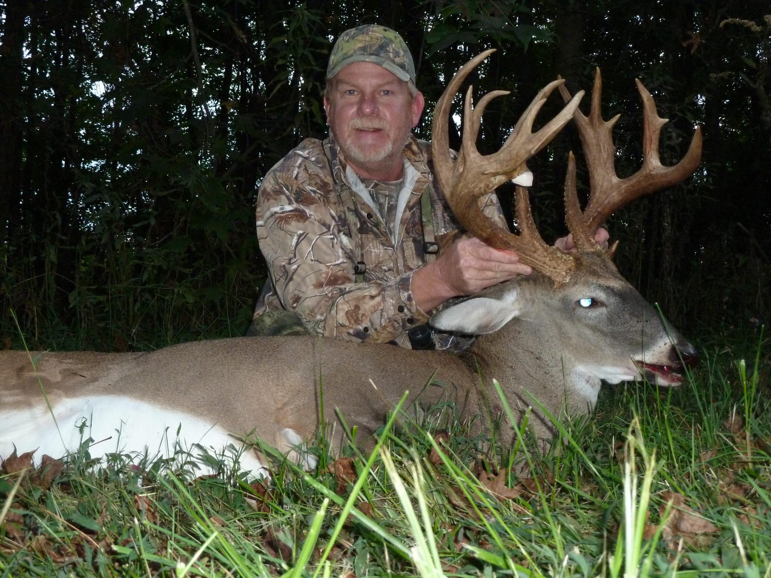 Rack Report: 180-Inch 'Bama Bow Kill | Deer Hunting with regard to Michigan Deer Rut 2021