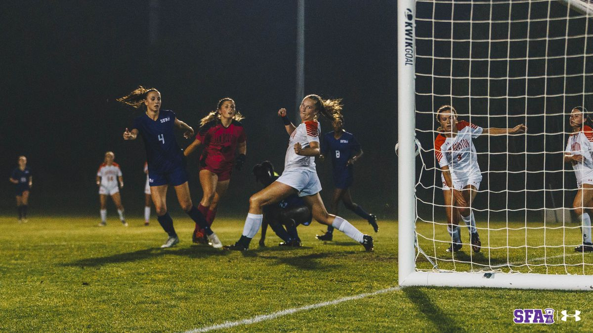 Sfa Soccer Opens Conference Tournament Play On Tuesday in Sfa 2021 Calendar