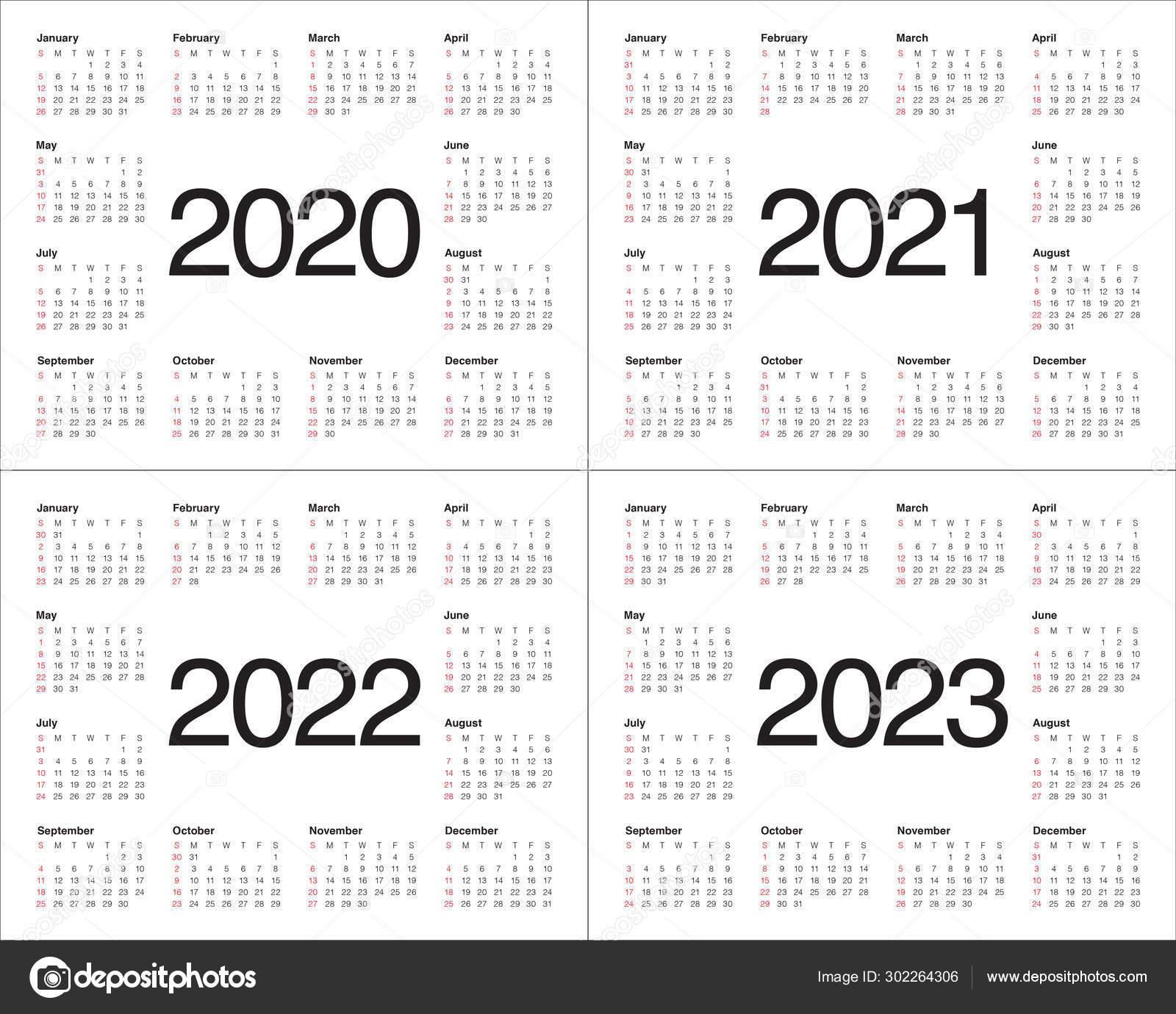 Three Year Calendar 2021-2023   Calendar Printables Free Blank regarding 2021-2022 Three 3 Year Planner