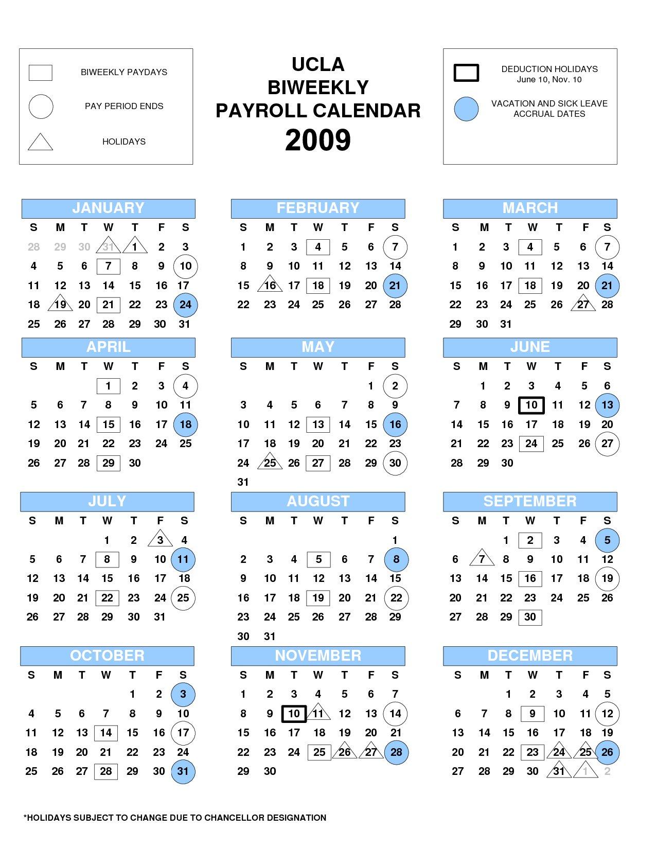 Ucla Biweekly Payroll Calendar 2013 Form Fill Online, Printable | Calendar Template 2021 inside Calendar To Fill Online