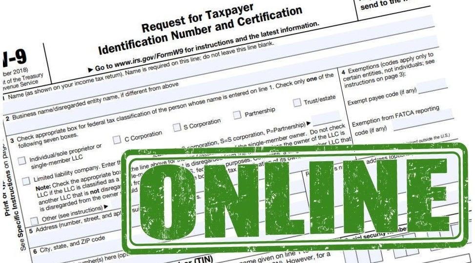W-9 Form 2021 To Provide Tin regarding I-9 Form 2021 Printable Form