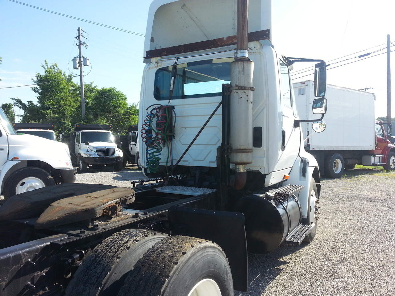 2005 International 8600 For Sale In Medina, Oh intended for Canton Trade Days Schedule 2022