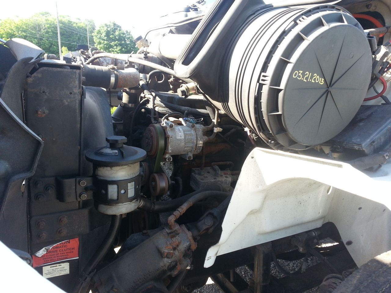 2005 International 8600 For Sale In Medina, Oh with Canton Trade Days Schedule 2022