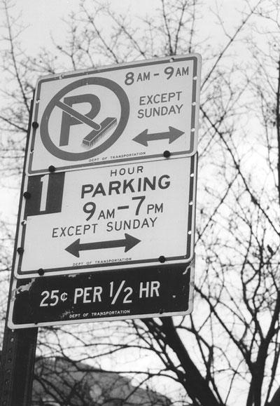 2007 Parking Calendar in Alternate Side Parking 2022 Calendar