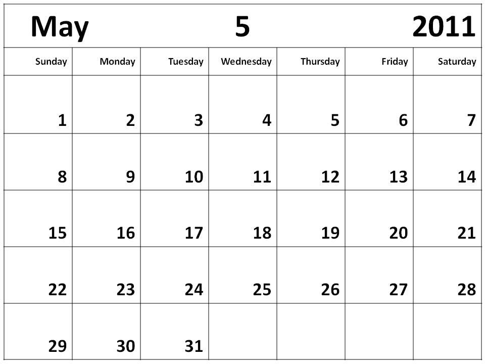 2011 Calendar Monthly regarding Frontier Airlines Monthly Calendar