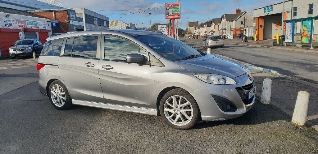 """2011 Mazda 5 Sports 1.6D """"Fully Loaded"""" Px Welcone 