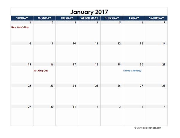2016 Excel Calendar Spreadsheet - Free Printable Templates in How To Convert Xcel Doc To Calendar