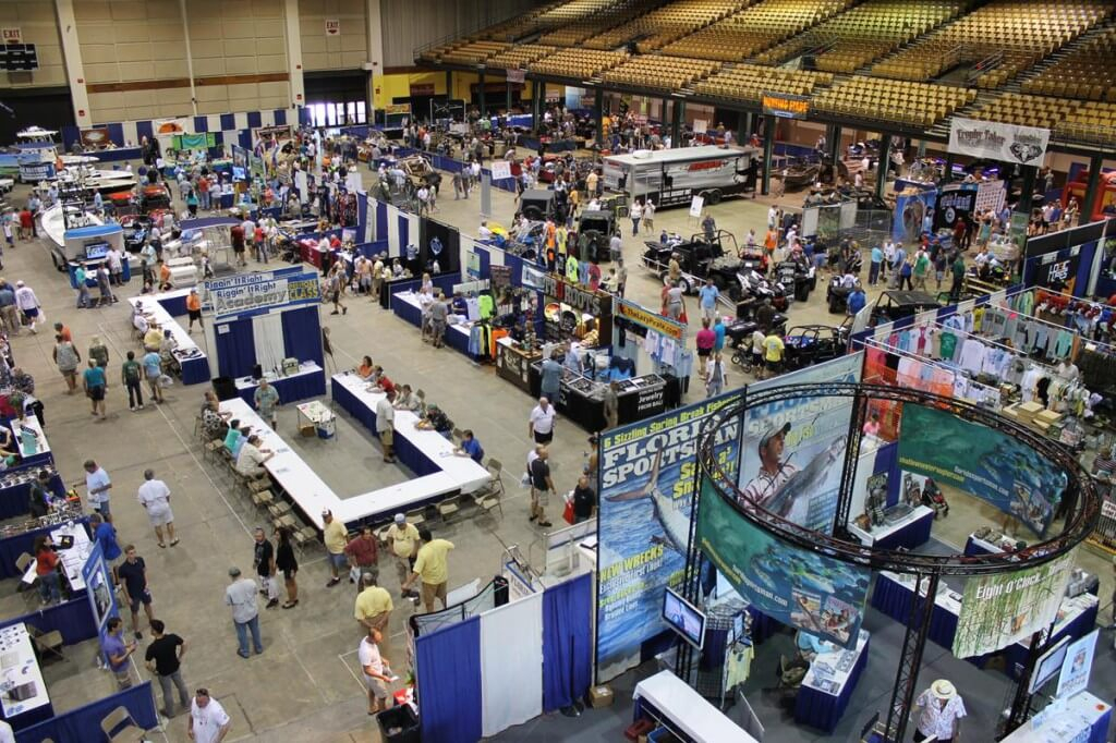 2018 Utah Sportsman'S Vacation & Rv Show, Greenband throughout South Town Expo Schedule Utah
