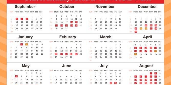 2020 Calendar Queensland With School Holidays | Printable for Nyc Board Of Education Calendar 2022