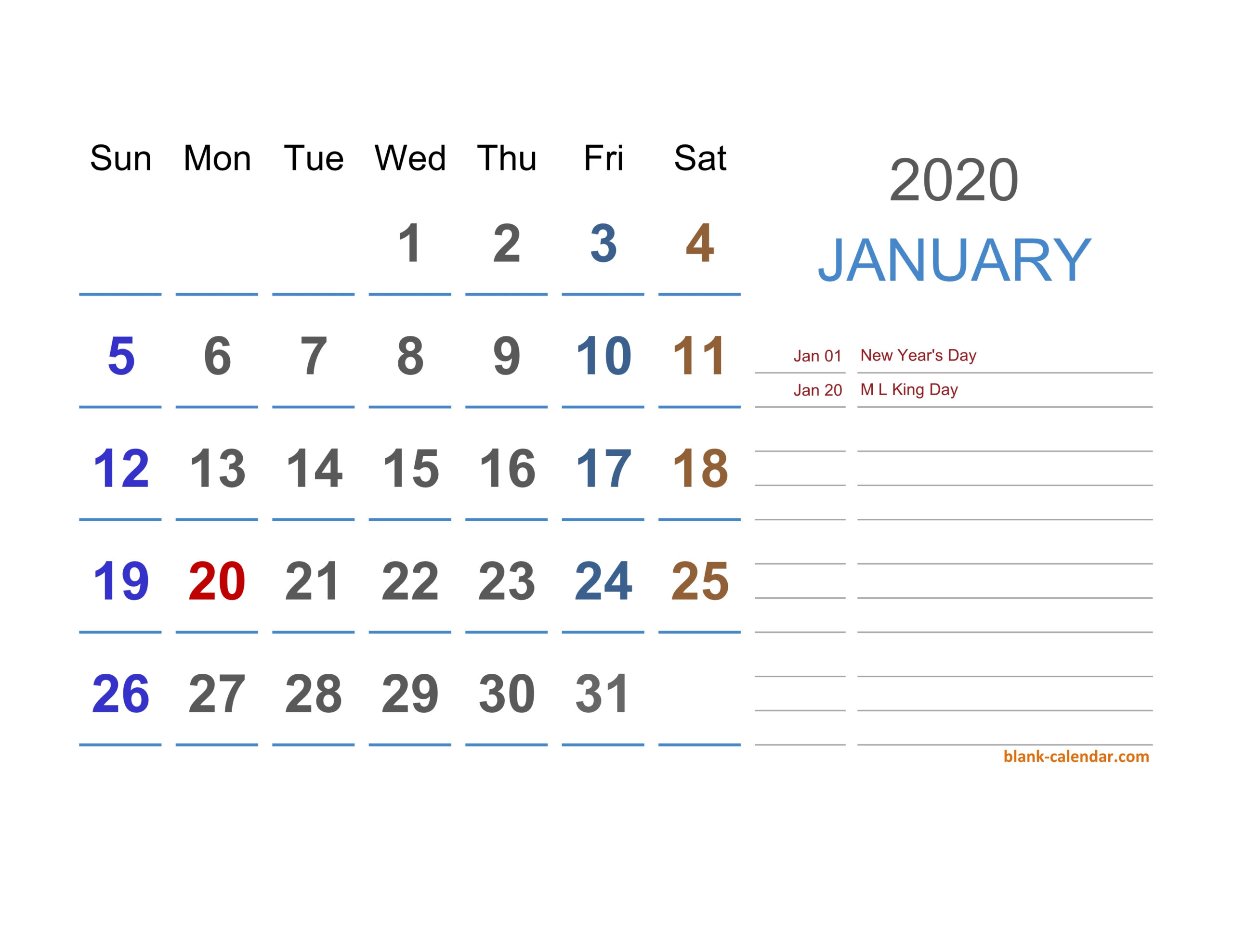 2020 Excel Calendar   Free Download Excel Calendar Templates throughout Formate Excell To Calendar