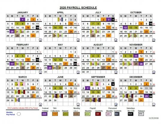 2020 Federal Pay Date Calendar   Printable Calendar pertaining to 2022 Federal Calendar Opm