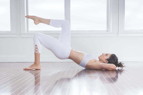 30-Day Pilates Body Challenge: Day #25 ('Inner Thigh Burn intended for 30 Day Inner Thigh Challenge