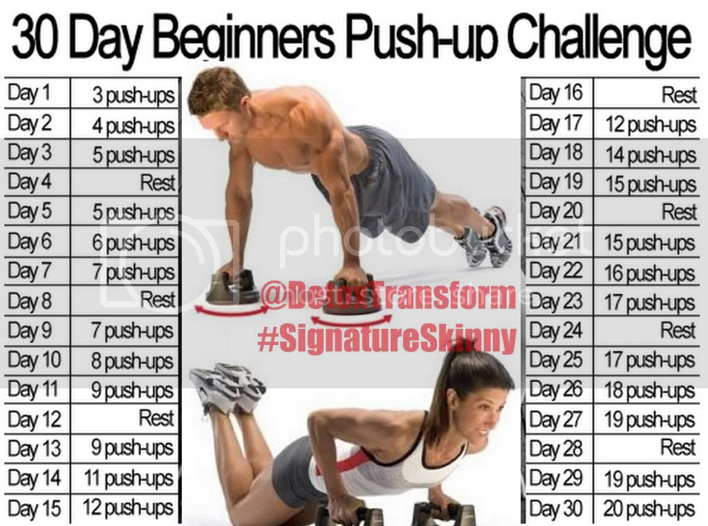 30 Day Squat Challenge - Purseforum inside 100 Push Up Challenge Printable Pdf