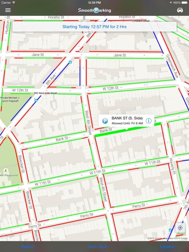 30 Nyc Parking Meter Map - Online Map Around The World in Alternate Side Parking 2022 Calendar