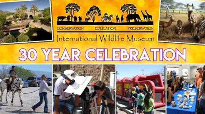 30Th Anniversary Celebration At The International Wildlife with National Retail Federation 4 5 4 Calendar