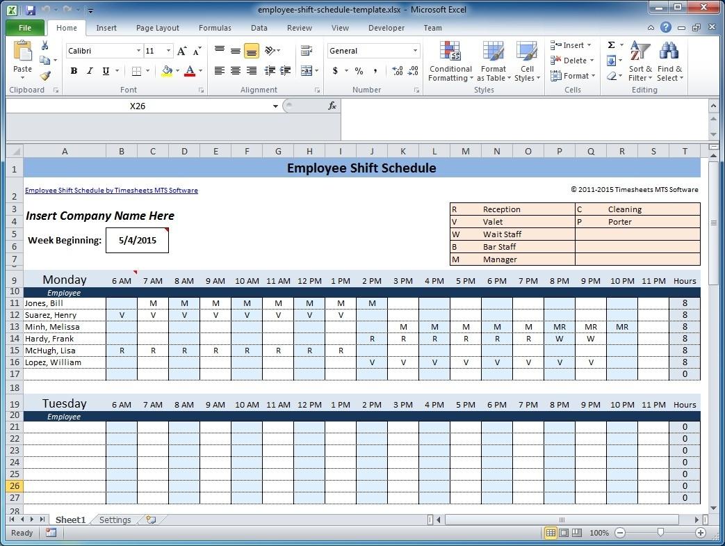 4 Week Blank Rotating Schedule Calendar - Calendar with 2022 Hfd Shift Calendar