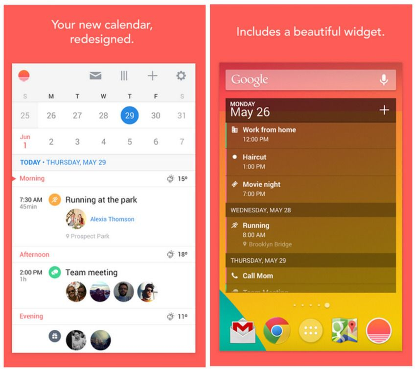 6 Can'T-Miss Apps: Sunrise Calendar For Android And More with regard to Sunrise Sunset Times Add To Google Calendar