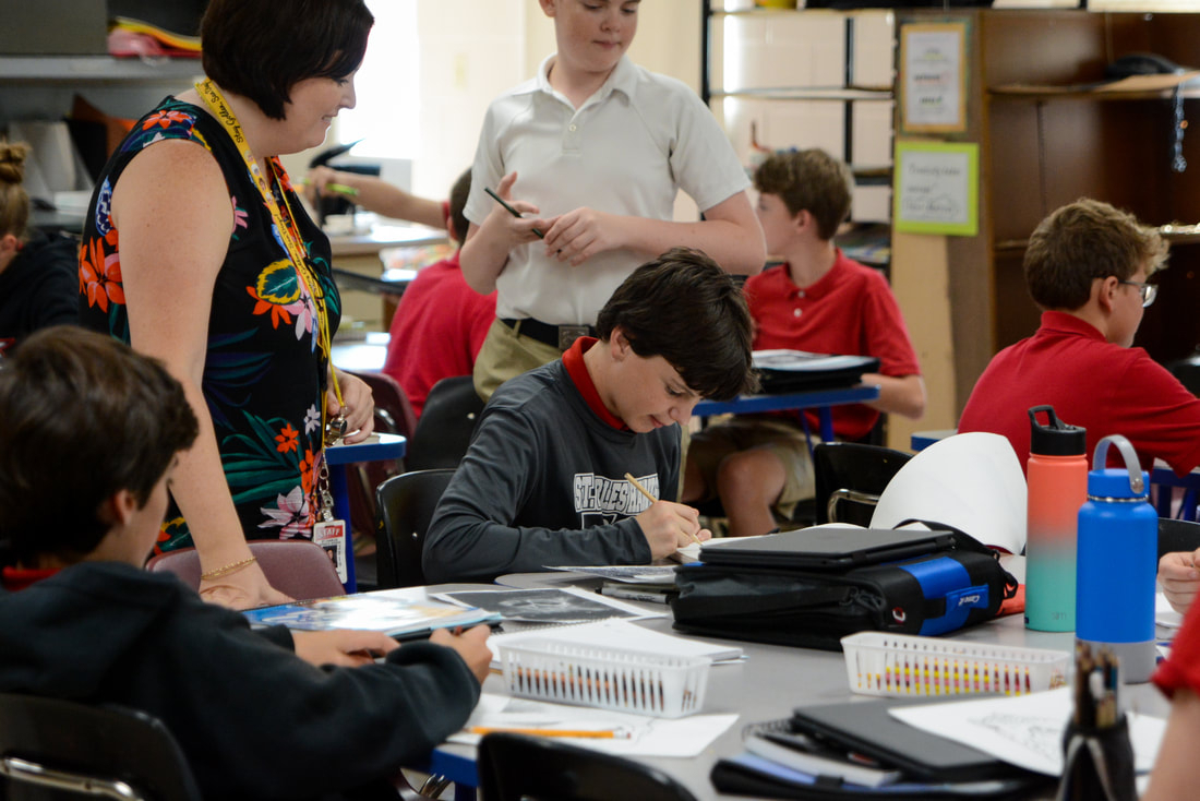 Academics - St. Charles School with regard to Schedule For St. Charles Community College2022