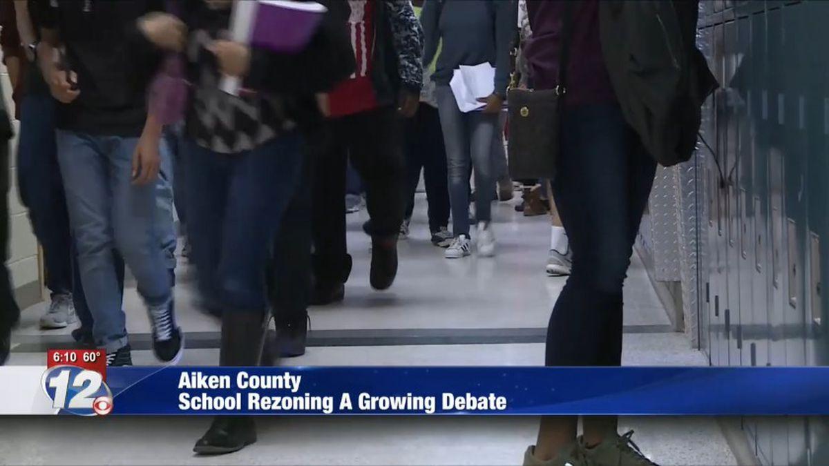 Aiken County School Rezoning A Growing Debate regarding Aiken County School Calendar