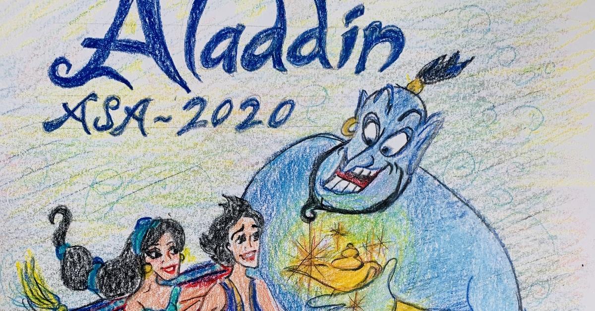 Aladdin Jr. June 5 On Youtube!! - All Saints Steam Academy within Uri Academic Calendar 2022