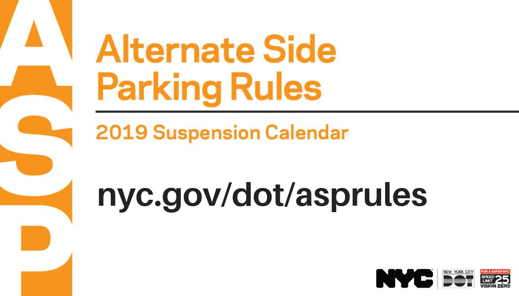 Alternate Side Parking Calendar - Pdfshare inside Alternate Side Parking 2022 Calendar