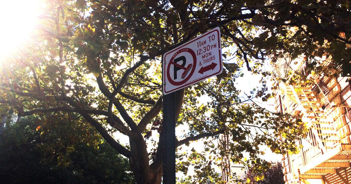 Alternate Side Parking Nyc: 2017 Calendar, Map & When It'S with regard to 2022 Alternate Side Parking Calendar