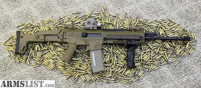 Armslist - For Sale: Bushmaster Acr Enhanced With Geissele intended for Acrcaseinpoint