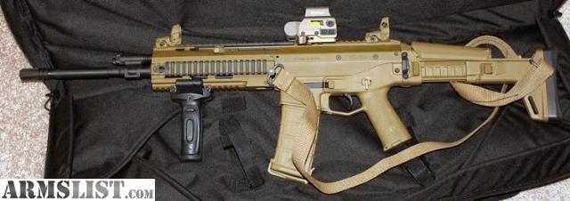 Armslist - For Sale: Bushmaster Acr Enhanced With Geissele with Acrcaseinpoint