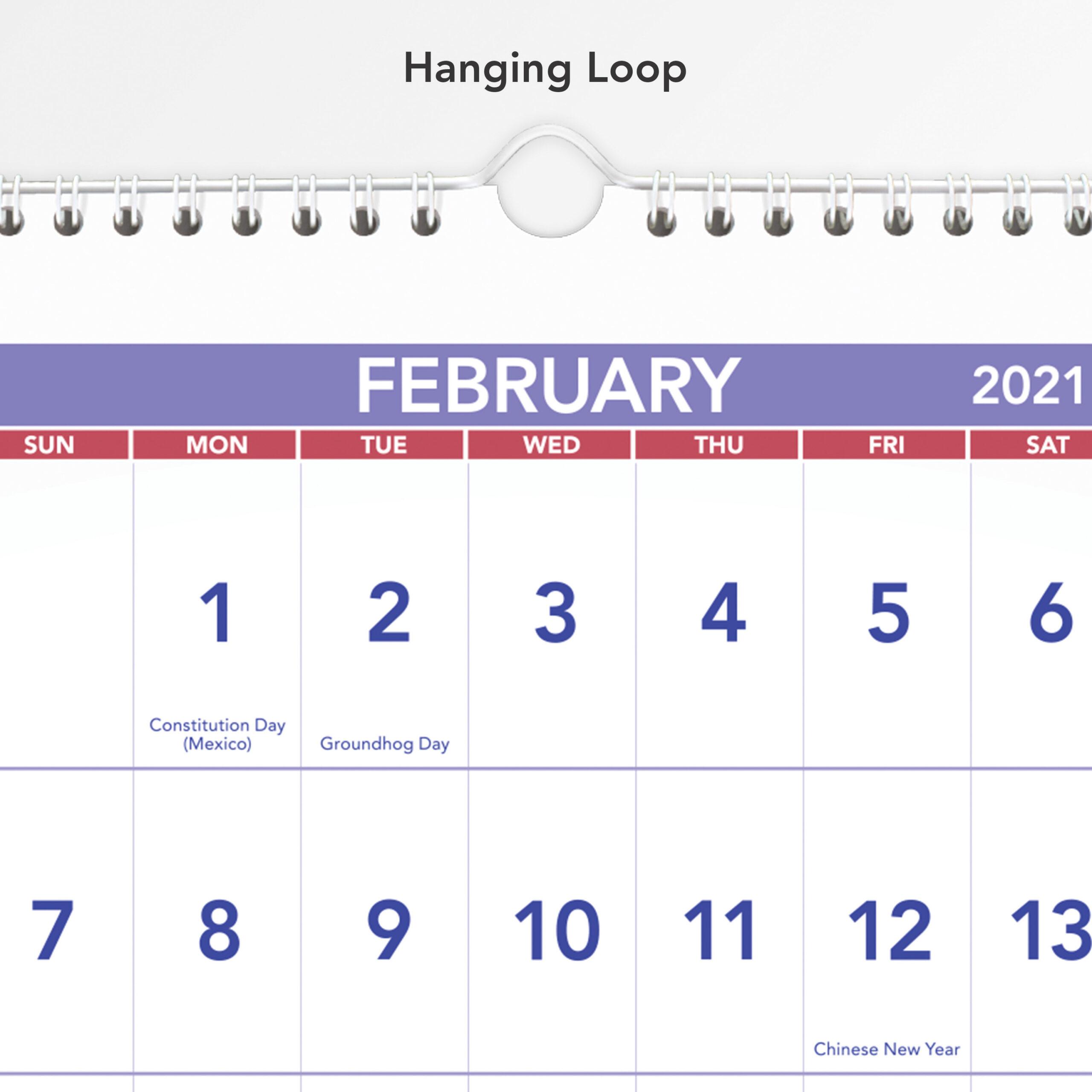 At-A-Glance 3-Month Horizontal Wall Calendar - Julian for Yearly Julian Calendar 2022