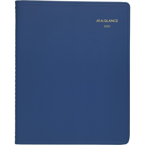 At-A-Glance Fashion Color Monthly Planner - Julian Dates in January 2022 Calendar With Julian Dates