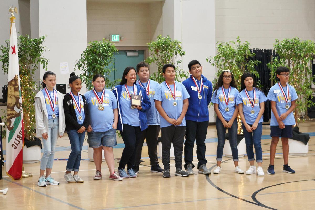 Bakersfield City School District for Bakersfield City School District
