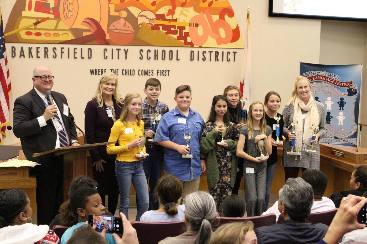 Bakersfield City School District in Bakersfield City School District
