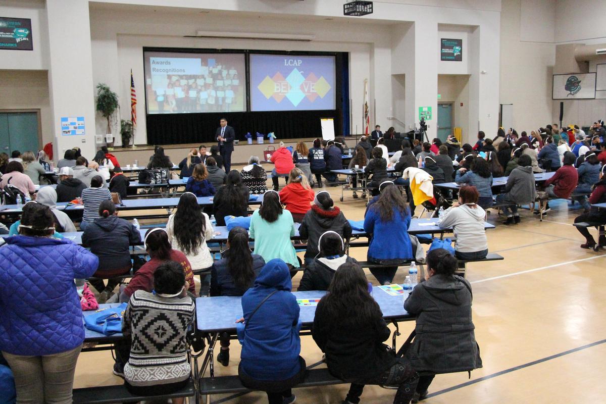Bakersfield City School District regarding Bakersfield City School District