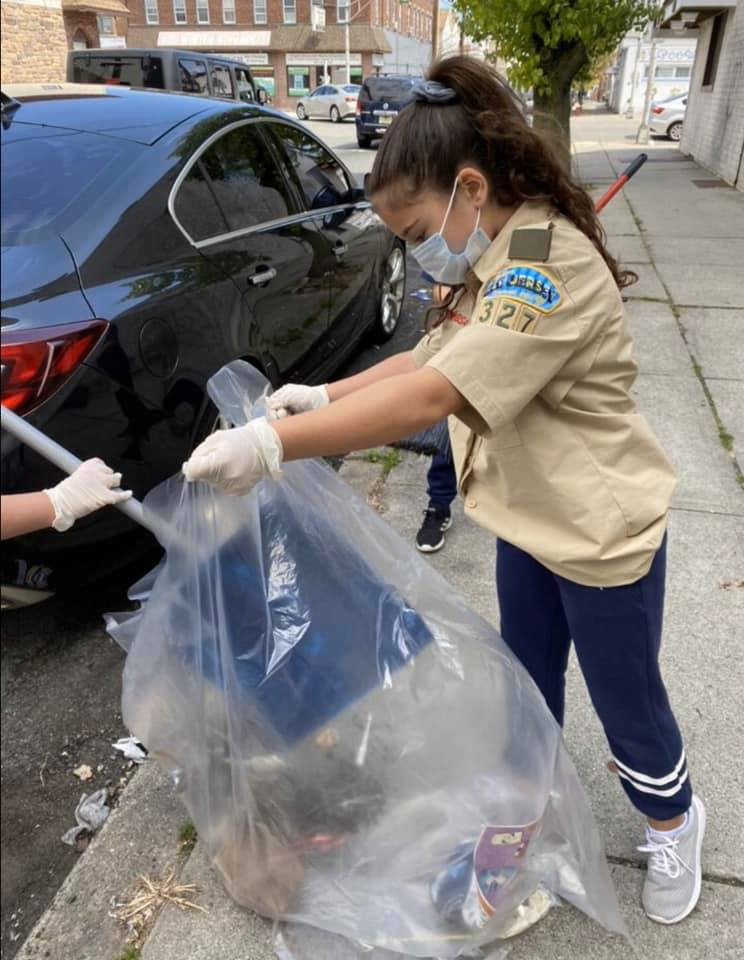 Bayonne Celebrated Earth Day With At-Home Cleanup - Hudson inside Altermate Side Parking Regulation Suspension Calender For 2022